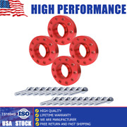 For Bmw Hubcentric Wheel Spacers 5x120 Staggered Set 215mm And220mm W/bolts Us