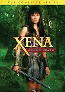 Xena Warrior Princess - The Complete Series New Dvd Ships Fast