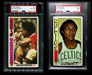 1976-77 Topps Basketball Almost Complete Set 6 - Ex/mt