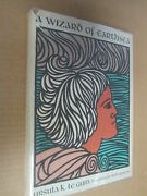 Ursula K Leguin Le Guin A Wizard Of Earthsea 1968 First Edition In Jacket