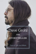 Presale Signed David Dave Grohl The Storyteller Tales Of Life And Music Book