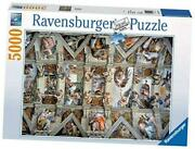 Sistine Chapel 5000 Piece Jigsaw Puzzle For Adults – Softclick Technology