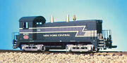 Usa Trains G Scale Emd Nw-2 Nyc Central Locomotive, R22017 New In Original Box