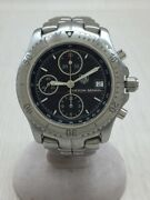 Tagheuer Automatic Watch/analog/stainless/grey/ct2114/ayrton Senna Model