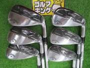 542 Epic Max Fast/nspro950ghneo Japan Pieces 37.5 Callaway Iron Set 6-9.pa Good