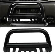 3 Bull Bar Push Bumper Grille Guard For Nissan Frontier 05-19/ Pathfinder 05-07