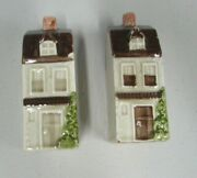 Decorative House Salt And Pepper Shackers