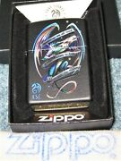 Zippo Anne Stokes Collection Lighter Fantasy To Survive Reality 49548 Dragon