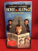 Home Alone 2 Lost In New York Vhs Fox 1997 Sealed Nip Watermarked