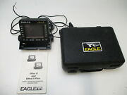 Eagle Ultra Ii Fish Finder W/ Case And Manual