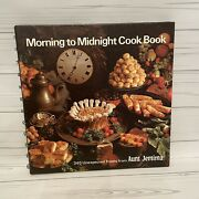 Vintage 1969 Morning To Midnight Cook Book W/340 Unexpected Treats Aunt Jemima
