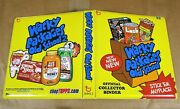 2010 Topps Wacky Packages Old School Series 2 Olds2 3-ring Binder Album Nm Rare