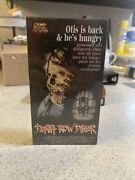 Death Row Diner Vhs Camp Motion Pictures 1988 Rare Horror Sealed New Grade It