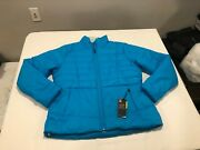 Nwt 120.00 Under Armour Womens Cg Storm Infrared Insulated Jacket Blue Size Xl