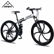 Inch Bicycle Mountain 21/24 Speed Bike Variable Speed Fold Road Bikes Bicycles