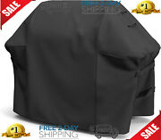 Bbq Gas Grill Cover 44andtimes60 For Weber Genesis Ii 310 / 330 E315 E-335charbroil