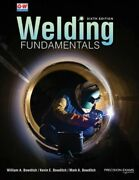 Welding Fundamentals Hardcover By Bowditch William A. Bowditch Kevin E. ...