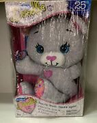 The Original Doodle Bear, 25th Anniversary Limited Edition W/3 Washable Markers