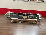 1966 Ford Galaxie Dash Gauge Instrument Cluster With A/c Heater Control 921