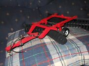 White Disc Plow Moline, Oliver 1/16  Customized