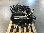 07-10 Bmw X5 E70 4.8l V8 Engine Motor Block Tested Run And Drive Lot3155