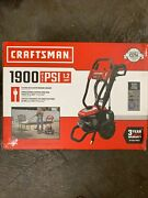 Craftsman 1900 Max Psi 1.2 Gpm Electric Cold Water Pressure Washer - Cmepw1900