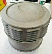 Vintage 1933 Buick Air Cleaner Gm Part Original Breather 1930s Classic Car