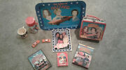 The Dukes Of Hazzard Collectables 10 Piece Lot