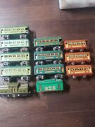 Lionel Vintage Classic Period Passenger Cars And Locomotives. Over 90 Years Old