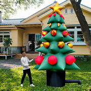 Inflatable Green Christmas Tree Ozis 13ft Outdoor Indoor Holiday Party Yard