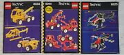 Vintage Lego Technic 8034 / 8044 / 8825 Universal Sets - Instructions Only