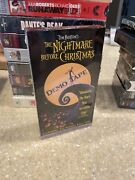 The Nightmare Before Christmas Demo Vhs Factory Sealed Crazy Rare Grade It Mint