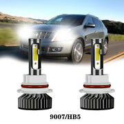 4-sides Led Headlight Bulbs 9007 3800w 570000lm Hi/lo Beam For Ford Crown Ranger