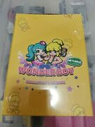 Wonder Boy Returns Collectors Edition Strictly Limited Ps4 Playstation 4