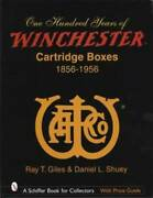 Winchester Cartridge Shell Box Price Guide 1856-1956