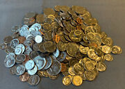 58 Face Value Loose Proof And Uncirculated Coins. Half Dollar Quarter Dime
