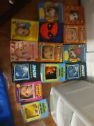 Ben Cooper Spiderman She Ra Seasme Street Smurf Mickey Mouse Snoopy Costume Lot