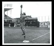 Stan Musial 1946 Ebbets Field Type 1 Original Photo Psa/dna Crystal Clear