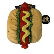Hot Dog Pet Halloween Costume - Size Medium - Thrills And Chills New Dogs Cats Nwt