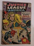 Justice League Of America 29, 1964, Dc 1st Silver Age Starman 4.5 Vg+
