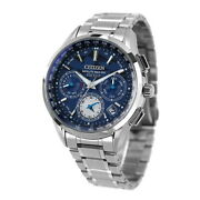 Citizen Exceed Yale Collection Limited Eco Gps Satellite Radio Waves Mens