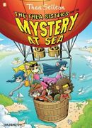 Thea Stilton Graphic Novels 6 The Thea Sisters And The Mystery At Sea Used