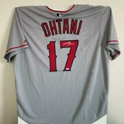 Sold Out Topps Authentics Shohei Ohtani Autograph Jersey