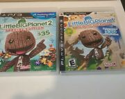 Little Big Planet And Little Big Planet 2 Special Edition Ps3 2 Game Set