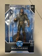 Dc Zack Snyder Snyderverse Justice League Aquaman Action Figure [factory Sealed]