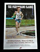 Orig. 1984 Vintage Nike Prefontaine Classic 3rd Ever Pre Classic Poster
