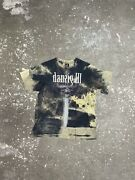 Danzig Iii How The Gods Kill T-shirt. Vintage Size L Bleached 90's