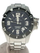 Ball Watch/self-winding Watch/analog/stainless/black/silver/dm2136a
