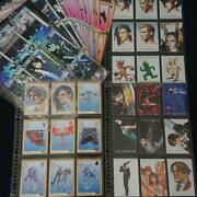 Final Fantasy Ⅷ 8 Card Set Lot Carddass Masters Triple Triad Collection Used