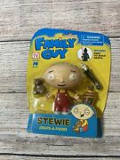 Family Guy Stewie And Create-a-figure Action Figure 2013